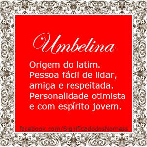 Umbelina