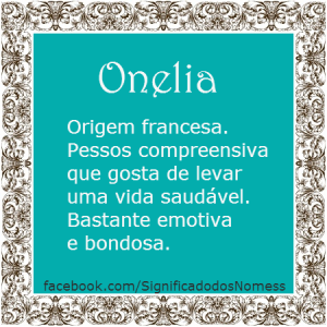 onelia