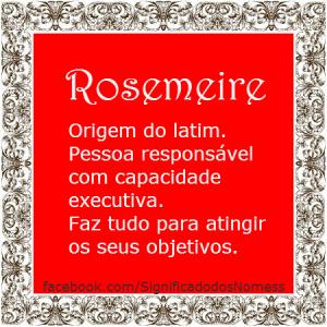 rosemeire
