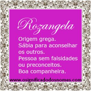 rozangela