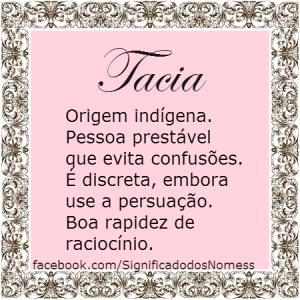 tacia