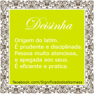 deisinha