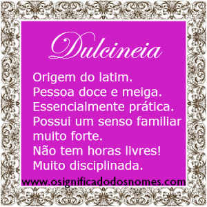 dulcineia