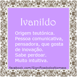 ivanildo