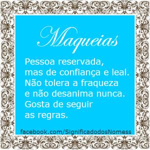 maqueias