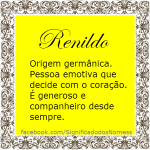 renildo