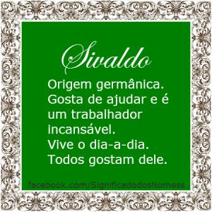 sivaldo